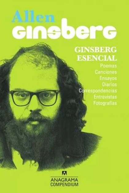 Ginsberg esencial / Allen Ginsberg