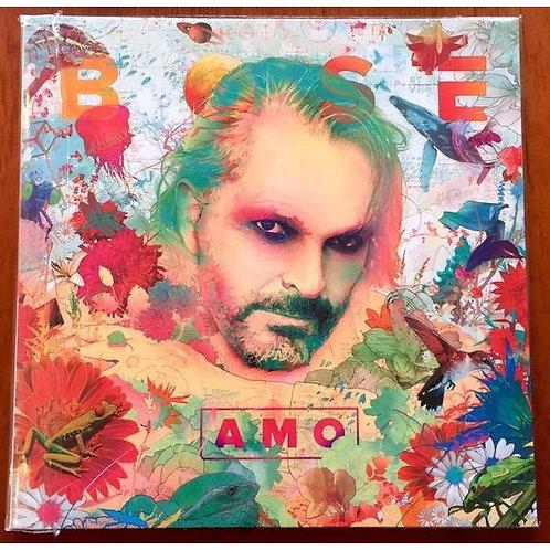 LP + CD Amo  -Miguel Bose