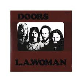LP L.A. Woman - Doors