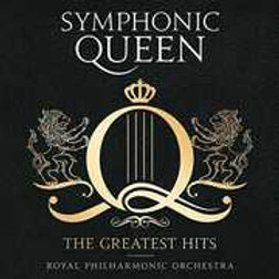 CD Symphonic Queen - Royal Philharmonic Orchestra
