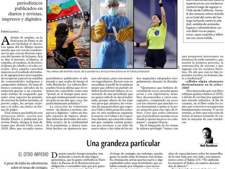 """Chile Crónico 2020"" en LUN"