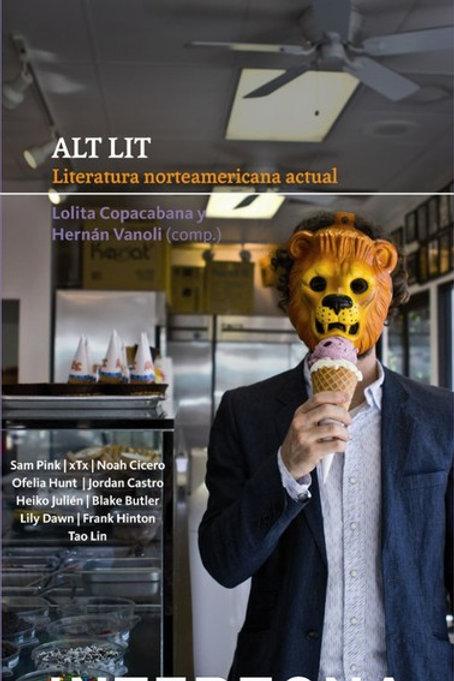 Alt lit. Antología de literatura norteamericana actual / VV.AA.