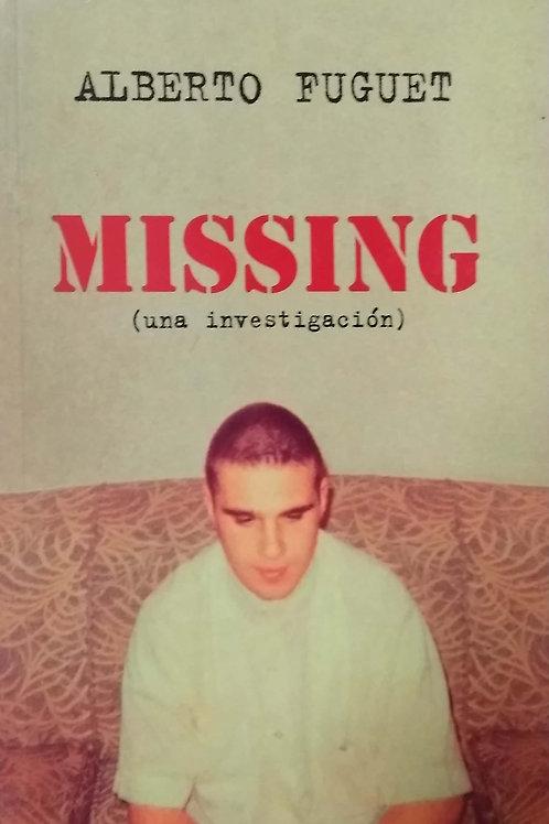 Missing / Alberto Fuguet