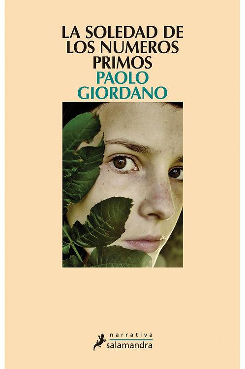 La soledad de los números primos / Paolo Giordano