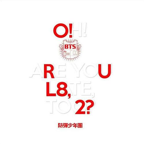 (Cd) O!Rul8 2?  BTS