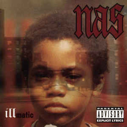 Cd  Illimatic - Nas