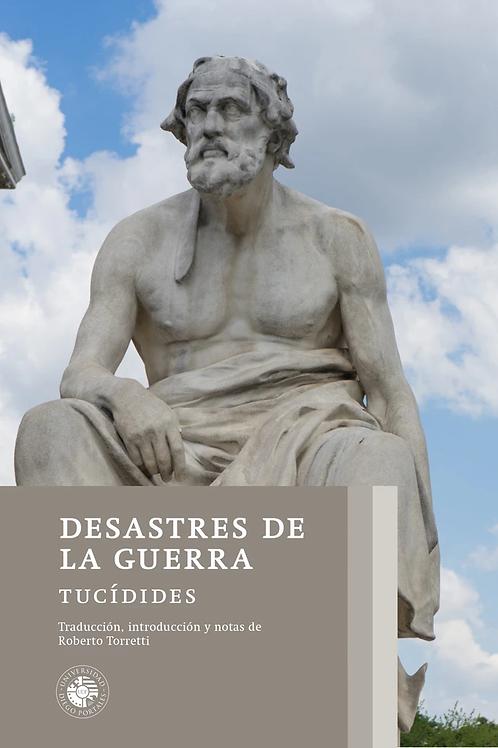 Desastres de la guerra / Tucídides