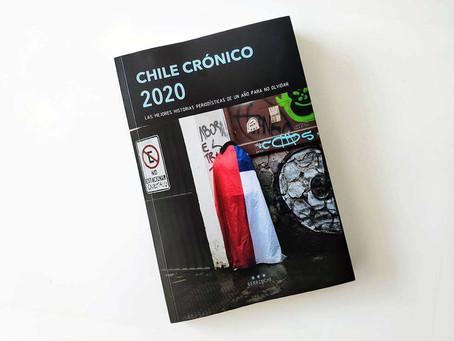 """""""Chile Crónico 2020"""" en Periodismo UDP"""