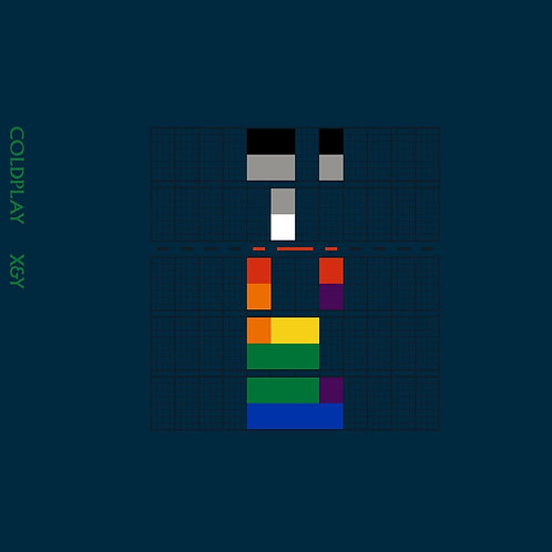 2LP X & Y - Coldplay