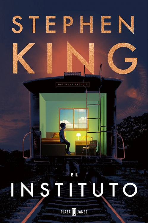 El instituto / Stephen King