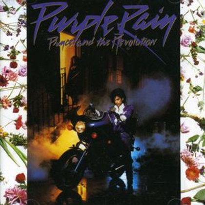 Cd Purple Rain - Prince