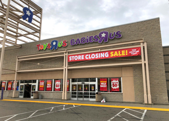 "Toys ""R"" Us...The End of An Era"