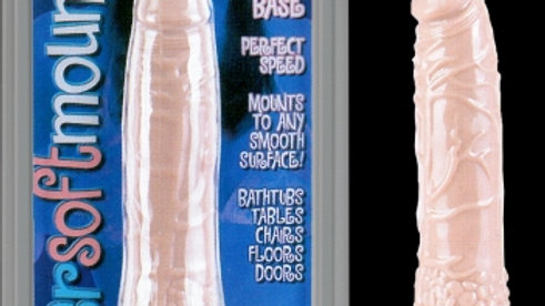 Water Soft Mounts - Veiny Penis