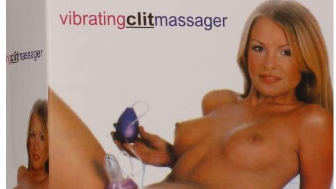 Vibrating Clit Massager