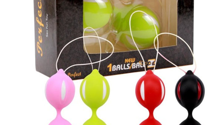 Perfect Geisha Lastic Love Balls (Green only)