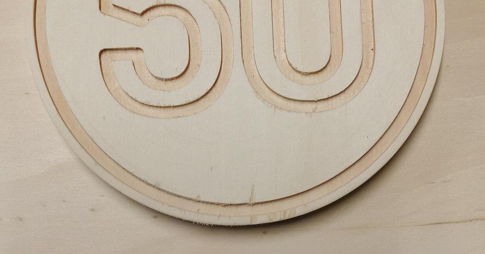 Houten munten