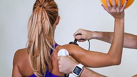 diatermia, tecarterapia, ejercicio, dinámica
