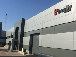 Inesfly Africa Headquaters