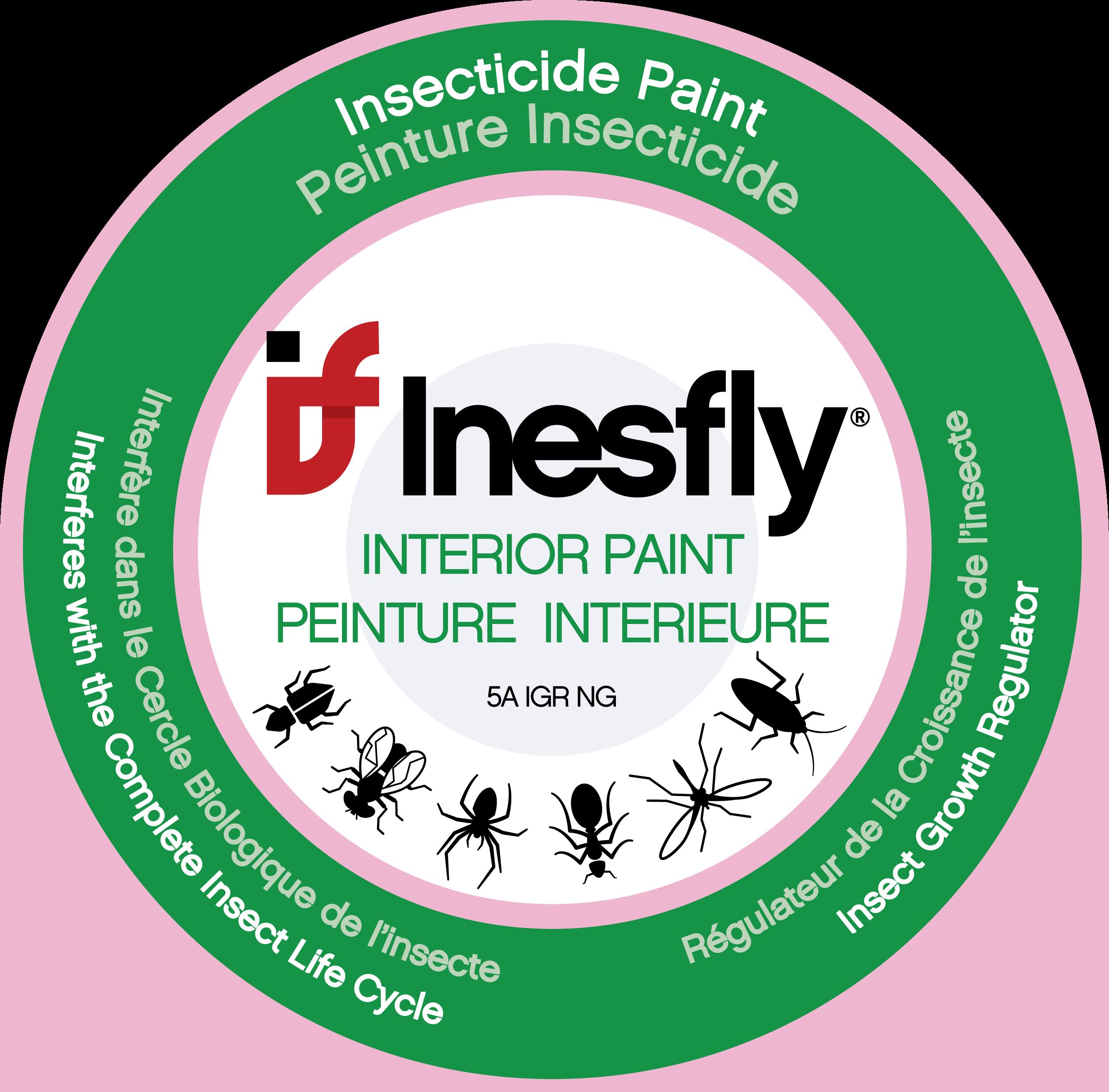 INESFLY 5 A IGR NG PAINT (interior)