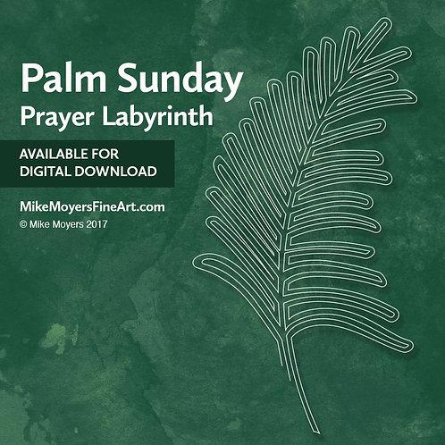 Palm Sunday Prayer Labyrinth Bundle