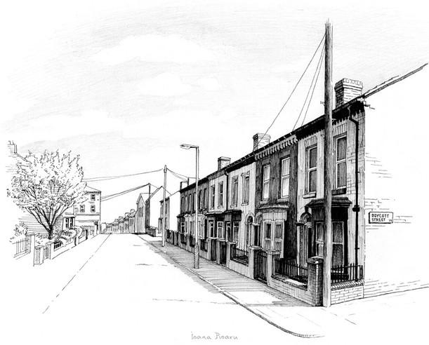 Boycott Street, Liverpool