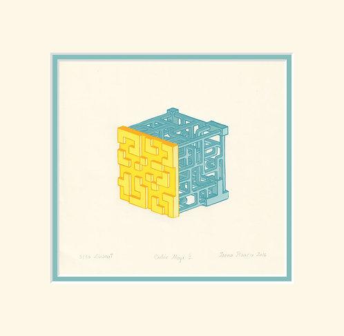 Cubic Maze II
