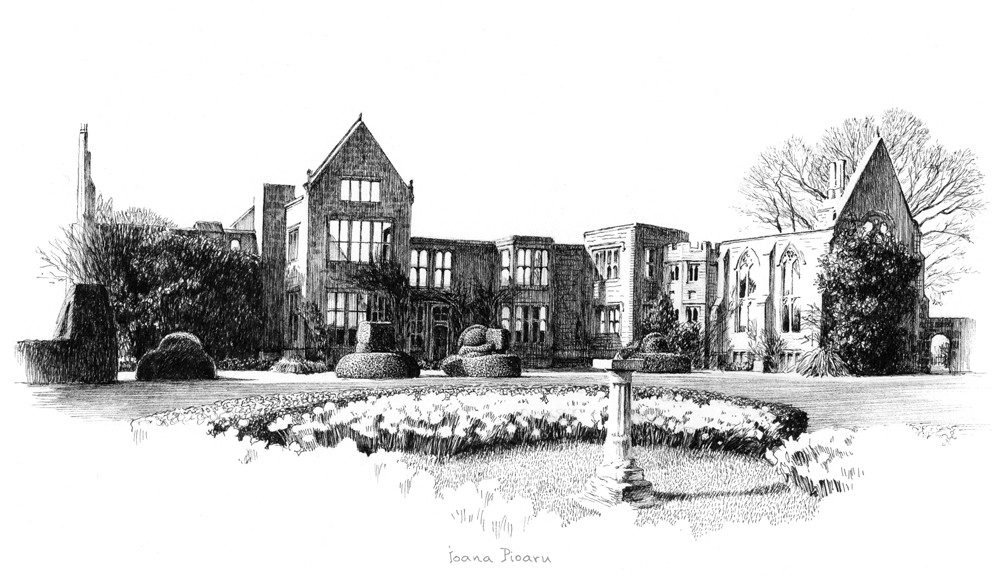 Nymans House, Handcross