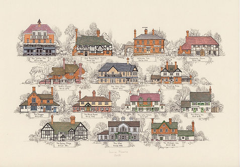 British Architecture: Pubs Near Me