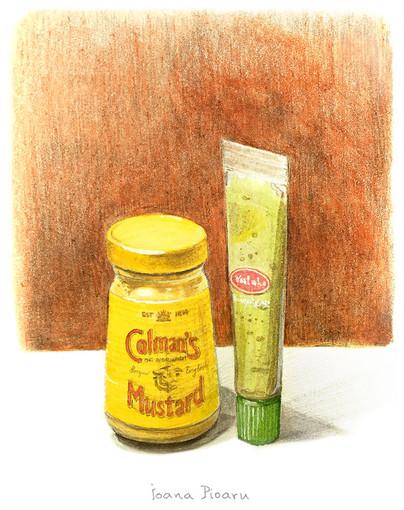 Mustard & Wasabi
