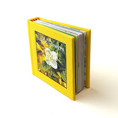 Little Flowers - Minibook