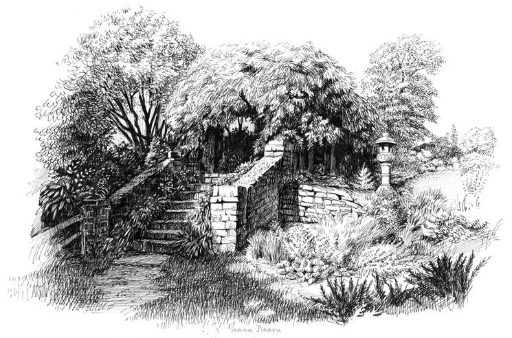 Nymans Garden