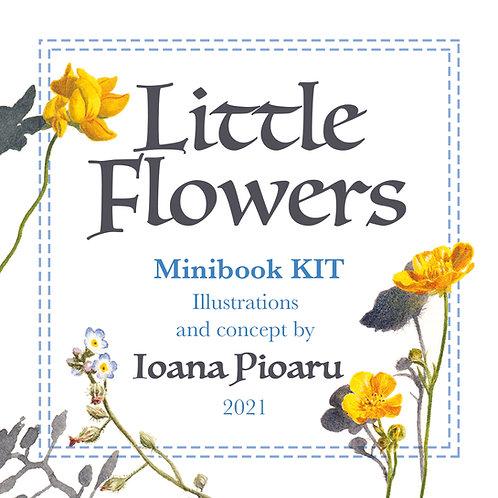 Little Flowers - DIY Kit
