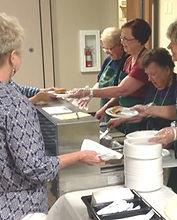 Service and Fellowship at First Baptist Church Vidor
