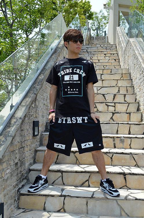 BTRSWT MESH Shorts//BSB13104BK