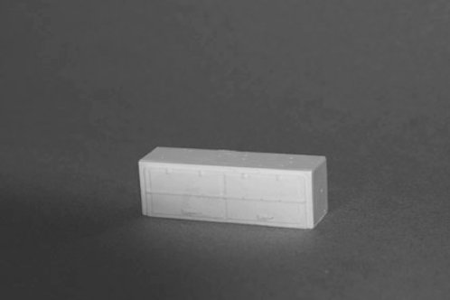DM-106 Battery box UP ACF style