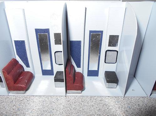 DM-500 Interior Set ACF PRR 10/6 Sleeper