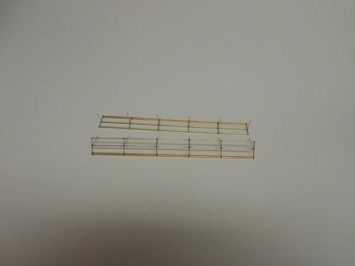 DM 308 Brass RPO  Mail Sack Racks 60 ft.( Pair )