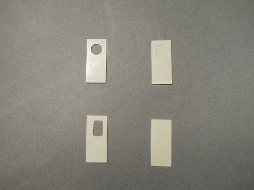 DM-222A, B, C, D, Door Inserts for DM-222