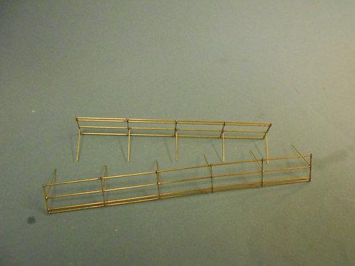 DM 308A RPO mail sack racks 60 ft modified (Pair)