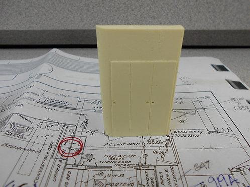 DM 260  Electric Eqpt / Linen Locker