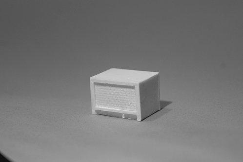 DM-191 Chiller Box Heavy Frames
