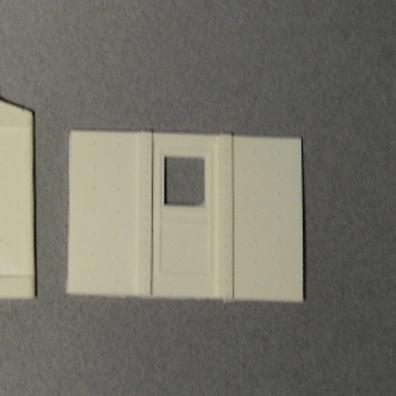 DM-227 Pullman HW vestibule partition