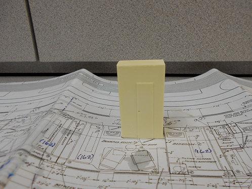 "DM 264  Toilet Annex Drawing Room "" D"""