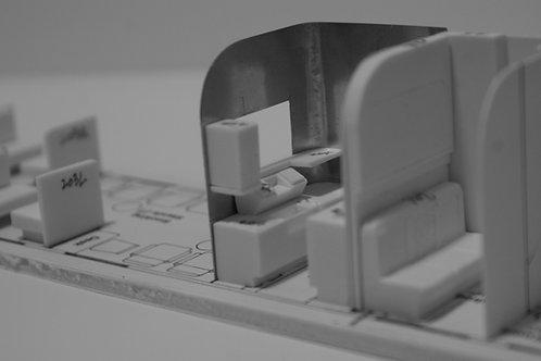 DM-505 Soda Fountain Set