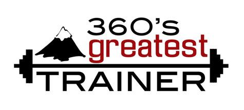 360's Greatest Trainer Logo