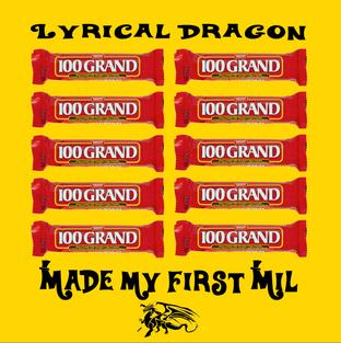 Lyrical Dragon First Mil Hoodie