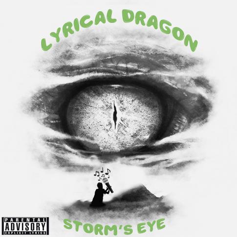 Lyrical Dragon Storm's Eye Album Artwork
