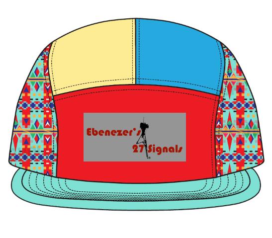 Ebenezer's 27 Signals Hat Mock-up