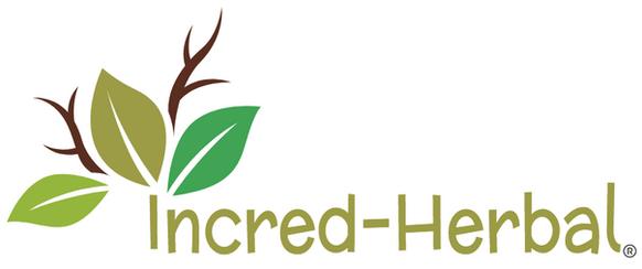 Incred-Herbal Logo Mock-up