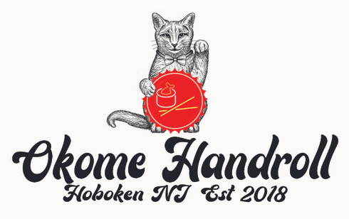 Okome Handroll Logo